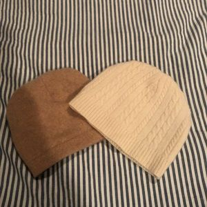 Other - Cashmere baby hats